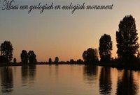 thumb De Maas een geologisch en ecologisch monument